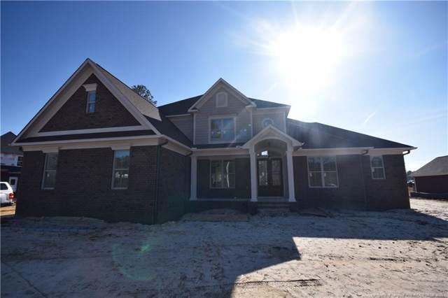 6360 Touchstone Drive, Fayetteville, NC 28311 (MLS #614209) :: Weichert Realtors, On-Site Associates