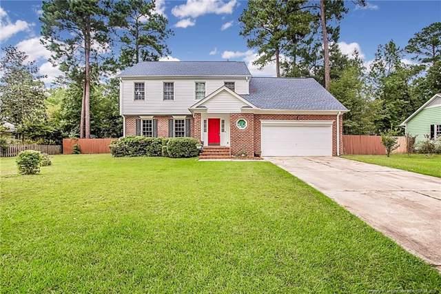 5672 Dobson Drive, Fayetteville, NC 28311 (MLS #614256) :: Weichert Realtors, On-Site Associates