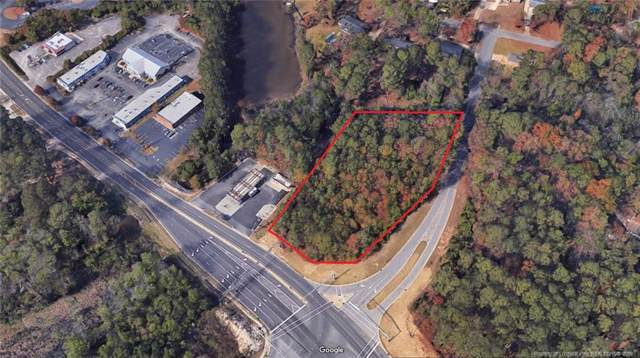 Yadkin Road, Fayetteville, NC 28303 (MLS #615379) :: The Rockel Group