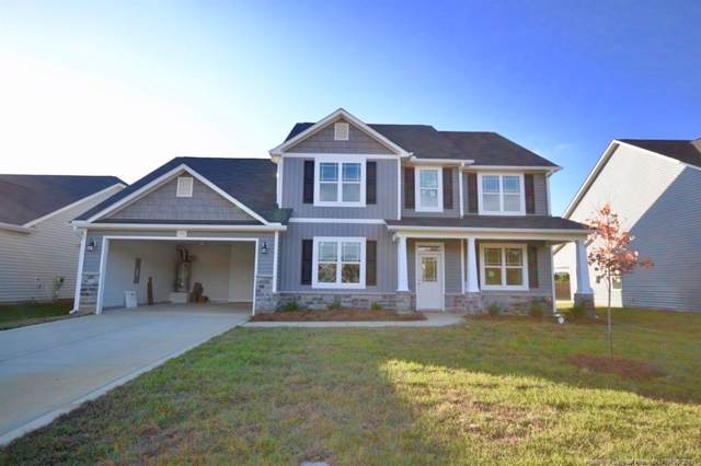 1701 Man O War Drive, Hope Mills, NC 28348 (MLS #615391) :: Weichert Realtors, On-Site Associates