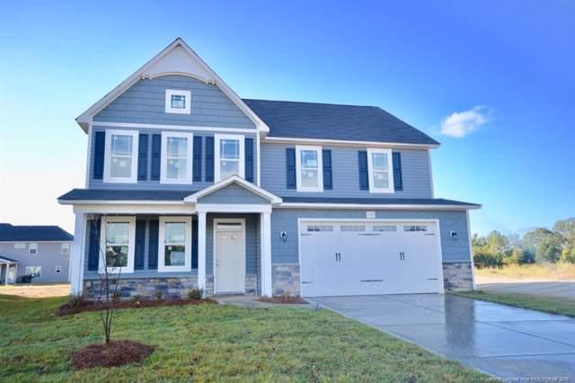 1705 Man O War Drive, Hope Mills, NC 28348 (MLS #615394) :: Weichert Realtors, On-Site Associates