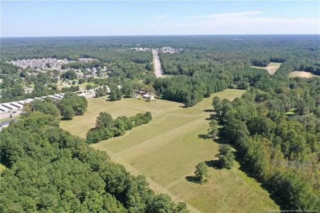 1666 Cedar Creek Road, Fayetteville, NC 28312 (MLS #615844) :: Weichert Realtors, On-Site Associates