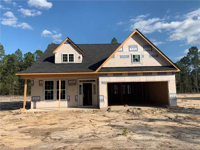 1009 Montrose Road, Raeford, NC 28376 (MLS #615846) :: Weichert Realtors, On-Site Associates