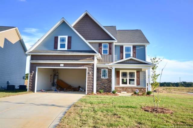 1672 Man O War Drive, Hope Mills, NC 28348 (MLS #615903) :: Weichert Realtors, On-Site Associates