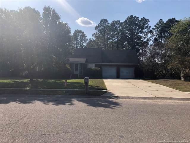 233 Heartwood Drive, Raeford, NC 28376 (MLS #616011) :: Weichert Realtors, On-Site Associates
