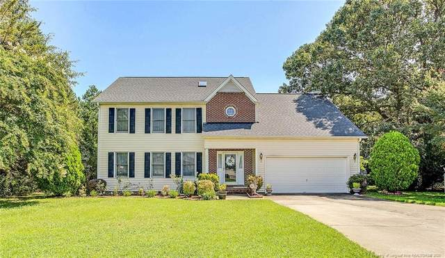 4700 Flintcastle Road, Fayetteville, NC 28314 (MLS #616088) :: The Signature Group Realty Team
