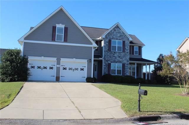 152 Crane Way, Bunnlevel, NC 28323 (MLS #616358) :: Weichert Realtors, On-Site Associates