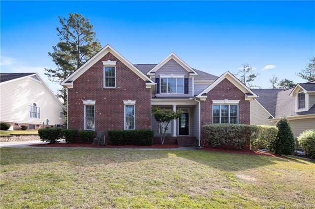 55 Blue Pine Drive, Spring Lake, NC 28390 (MLS #616732) :: Weichert Realtors, On-Site Associates