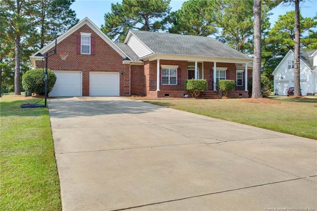 4632 Bent Grass Drive, Fayetteville, NC 28312 (MLS #617832) :: The Rockel Group
