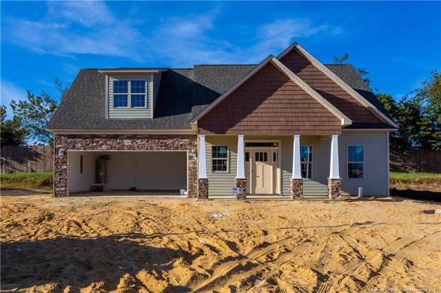230 Weston Woods Street, Raeford, NC 28376 (MLS #617905) :: The Rockel Group