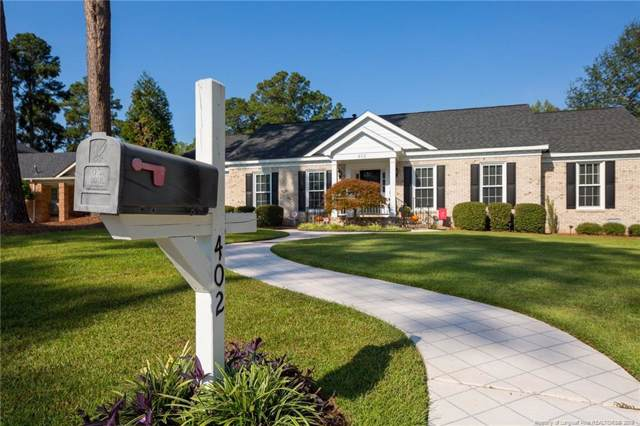402 Thorncliff Drive, Fayetteville, NC 28303 (MLS #618192) :: Weichert Realtors, On-Site Associates