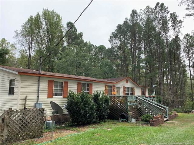 509 Pendergrass Road, Raeford, NC 28376 (MLS #618846) :: Weichert Realtors, On-Site Associates