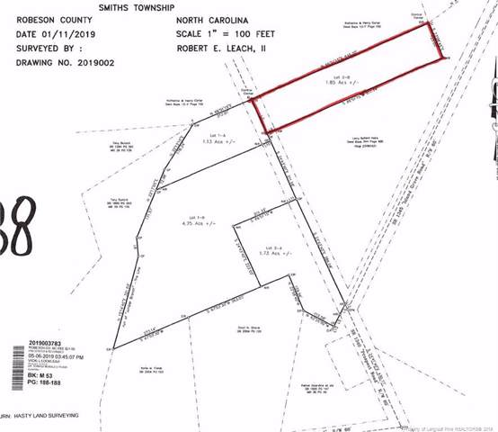 Prospect Road, Maxton, NC 28364 (MLS #619123) :: Weichert Realtors, On-Site Associates