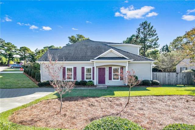 311 Bulla Place, Fayetteville, NC 28303 (MLS #620541) :: The Rockel Group