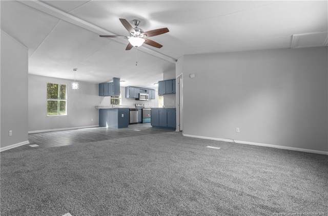 291 Pine Needles Drive, Lillington, NC 27546 (MLS #620614) :: The Rockel Group