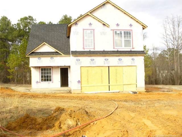119 St. James Way, Sanford, NC 27332 (MLS #620640) :: Weichert Realtors, On-Site Associates