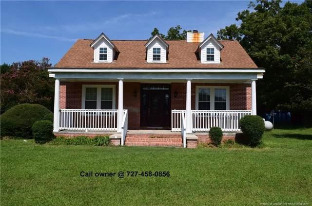 9023 Colliers Chapel Church Road, Linden, NC 28356 (MLS #620645) :: Weichert Realtors, On-Site Associates
