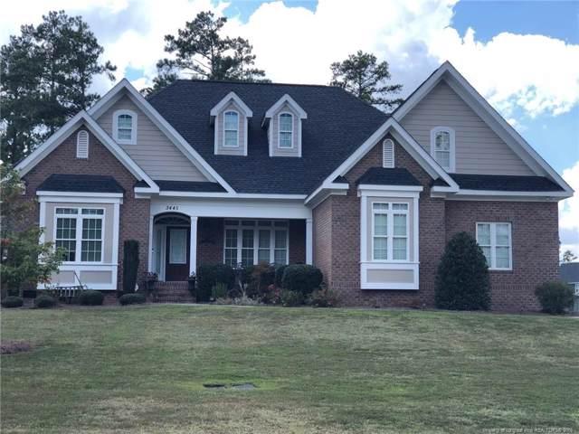 3445 Camberly Drive, Fayetteville, NC 28306 (MLS #620657) :: Weichert Realtors, On-Site Associates