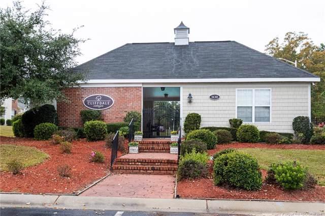 3139 Wisteria Lane #204, Fayetteville, NC 28314 (MLS #620987) :: The Rockel Group