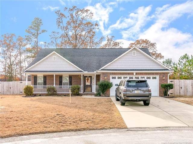 389 Livingston Drive, Raeford, NC 28376 (MLS #621268) :: Weichert Realtors, On-Site Associates
