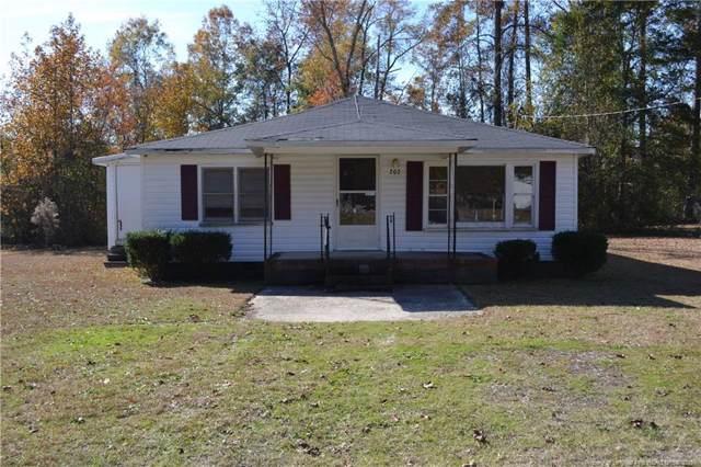 202 Cemetery Avenue, Parkton, NC 28371 (MLS #621528) :: Weichert Realtors, On-Site Associates