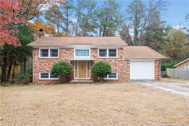 710 Shadowlawn Drive, Fayetteville, NC 28303 (MLS #621651) :: Weichert Realtors, On-Site Associates