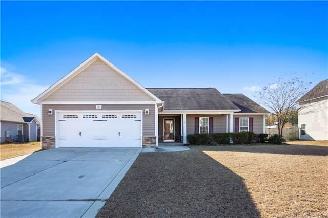 480 Hogart Street, Raeford, NC 28376 (MLS #621690) :: Weichert Realtors, On-Site Associates