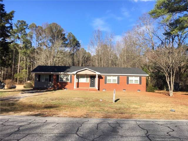 322 Vass Road, Spring Lake, NC 28390 (MLS #623086) :: Weichert Realtors, On-Site Associates