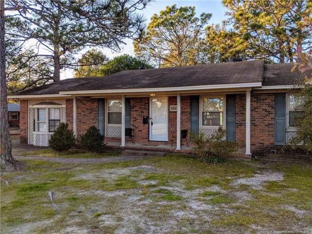 3602 Village Drive, Fayetteville, NC 28304 (MLS #623129) :: Freedom & Family Realty