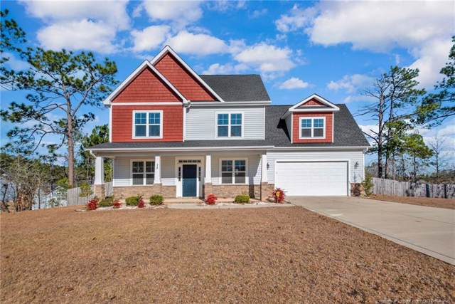 73 Countryside Drive, Lillington, NC 27546 (MLS #624221) :: Weichert Realtors, On-Site Associates