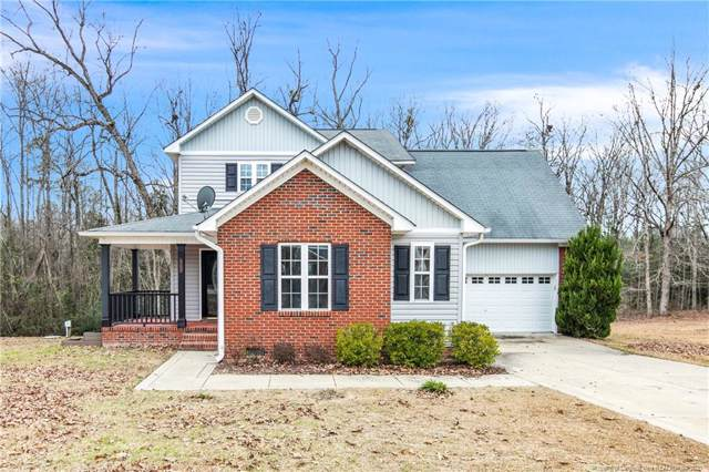 309 Timber Ridge Drive, Raeford, NC 28376 (MLS #624619) :: Weichert Realtors, On-Site Associates