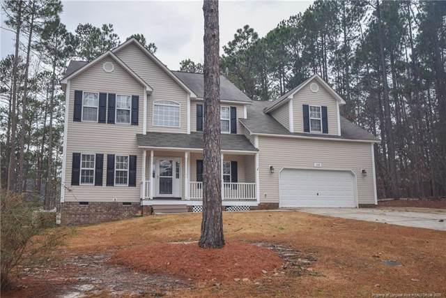 152 Lakeforest Trail, Sanford, NC 27332 (MLS #624955) :: Weichert Realtors, On-Site Associates