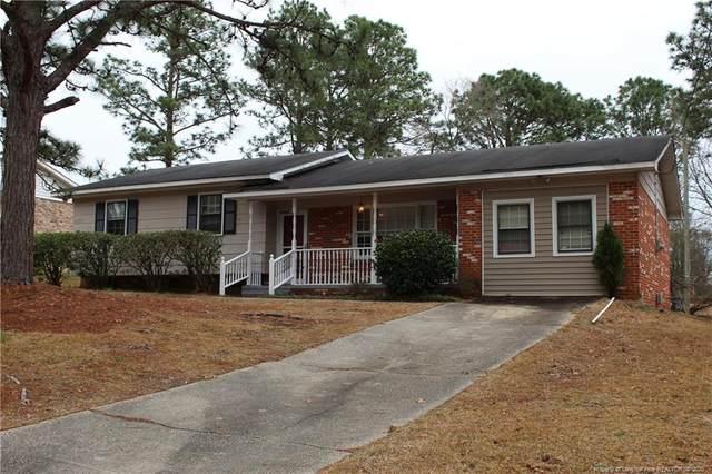 941 Rancho Drive, Fayetteville, NC 28303 (MLS #625049) :: Weichert Realtors, On-Site Associates