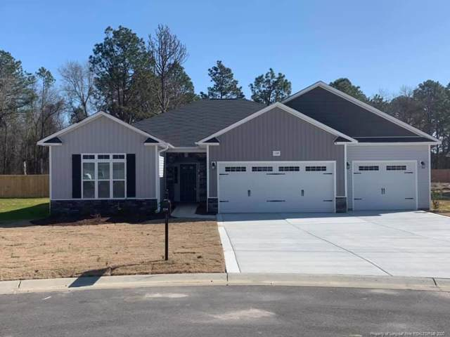 772 Mumford Road, Raeford, NC 28376 (MLS #625263) :: Weichert Realtors, On-Site Associates