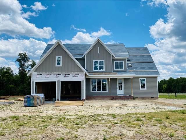 4974 Christian Light Road, Fuquay Varina, NC 27526 (MLS #625347) :: Weichert Realtors, On-Site Associates