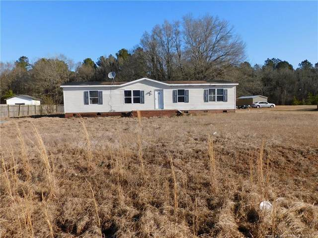 145 Hoppy Drive, ORRUM, NC 28369 (MLS #626829) :: The Signature Group Realty Team
