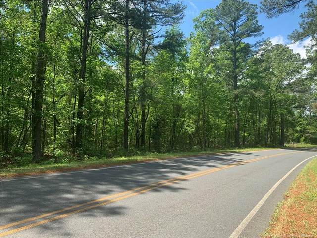 Underwood Road, Eastover, NC 28312 (MLS #626832) :: Weichert Realtors, On-Site Associates