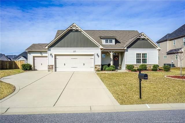 320 Lyman Drive, Fayetteville, NC 28312 (MLS #626883) :: Weichert Realtors, On-Site Associates