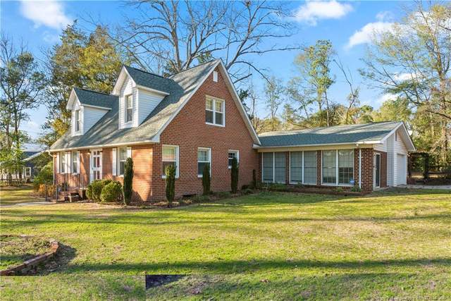 112 W 6th Avenue, Raeford, NC 28376 (MLS #626943) :: Weichert Realtors, On-Site Associates