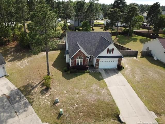 120 Chinkapin Oak Circle, Bunnlevel, NC 28323 (MLS #627471) :: Weichert Realtors, On-Site Associates