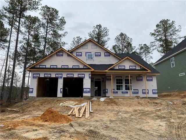 186 School Side Drive, Spring Lake, NC 28390 (MLS #627823) :: Weichert Realtors, On-Site Associates