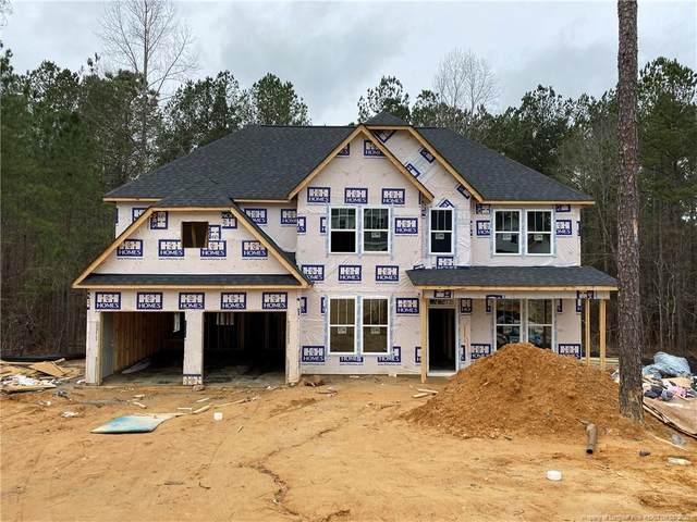 196 School Side Drive, Spring Lake, NC 28390 (MLS #627824) :: Weichert Realtors, On-Site Associates