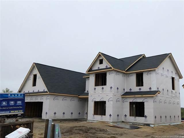 335 Croft Drive, Fayetteville, NC 28312 (MLS #627991) :: Weichert Realtors, On-Site Associates