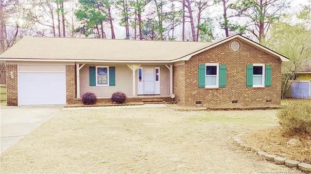 6341 Lakehaven Drive, Fayetteville, NC 28304 (MLS #628068) :: Weichert Realtors, On-Site Associates