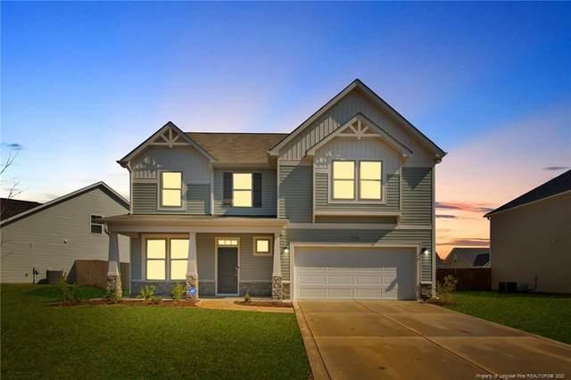 5730 Pondhaven Drive, Fayetteville, NC 28314 (MLS #628072) :: Weichert Realtors, On-Site Associates