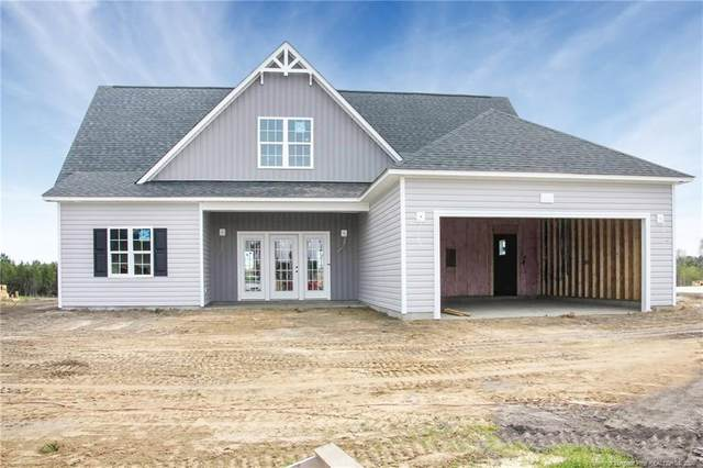 311 Croft Drive, Fayetteville, NC 28312 (MLS #628463) :: Weichert Realtors, On-Site Associates