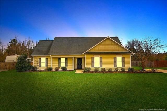6608 Valley Falls Road, Hope Mills, NC 28348 (MLS #628664) :: Weichert Realtors, On-Site Associates