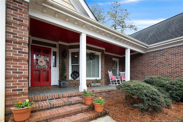 866 Long Iron Drive, Fayetteville, NC 28312 (MLS #628730) :: Weichert Realtors, On-Site Associates