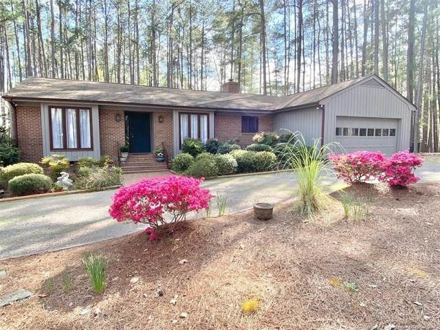 1982 Wedgewood Drive, Sanford, NC 27332 (MLS #628905) :: Weichert Realtors, On-Site Associates