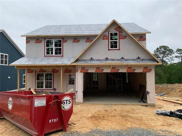 155 Crestview Road, Southern Pines, NC 28387 (MLS #629053) :: Freedom & Family Realty